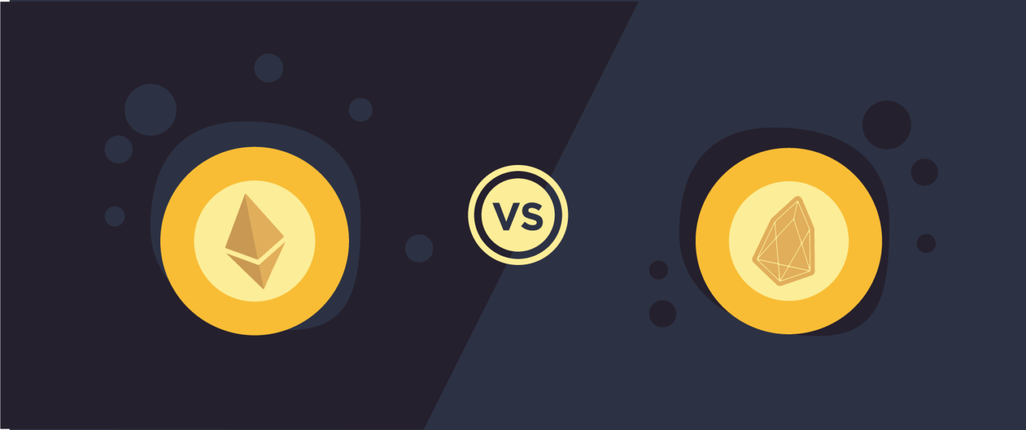 Compared: EOS (EOS) vs Ethereum (ETH)