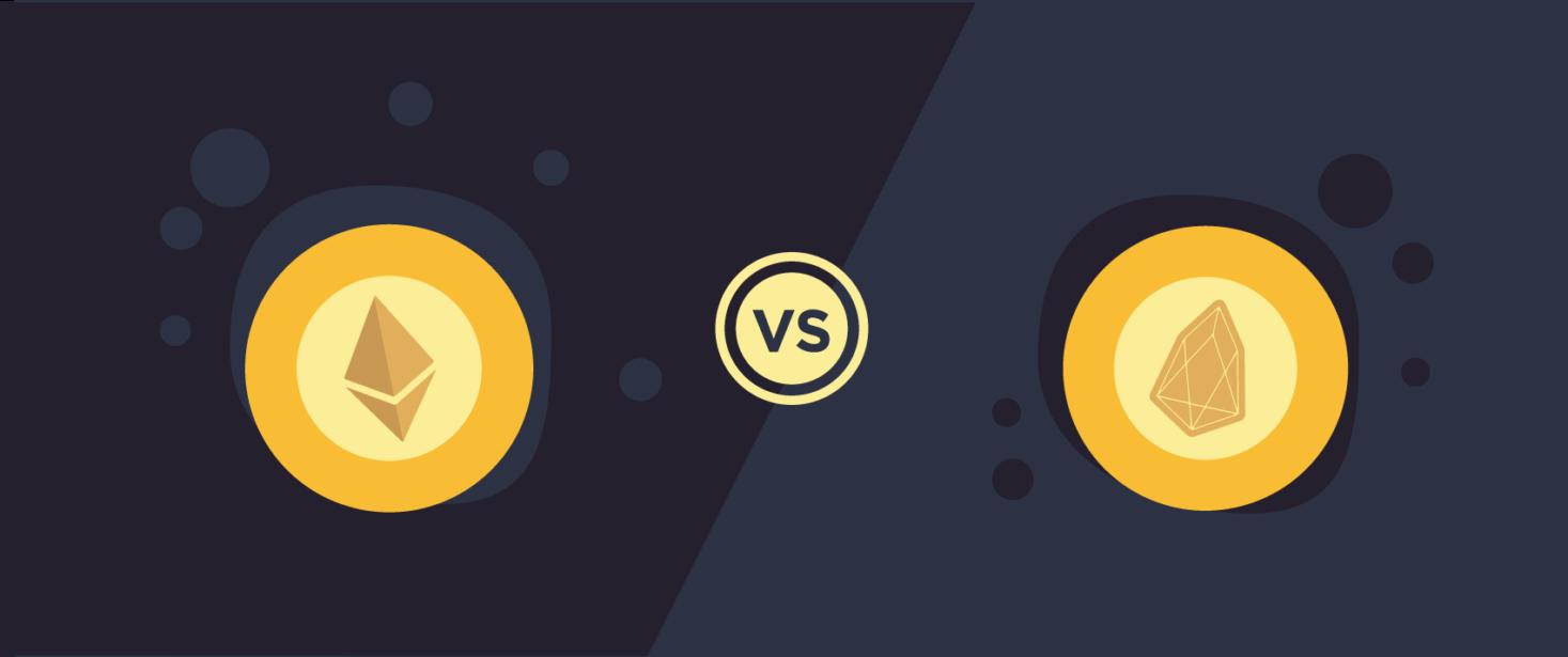 Compared: EOS (EOS) vs Ethereum (ETH)
