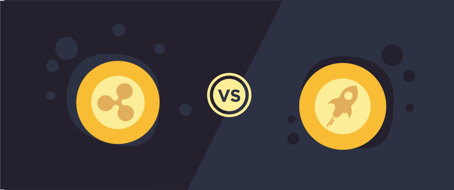 Compared: Ripple (XRP) vs Stellar (XLM)