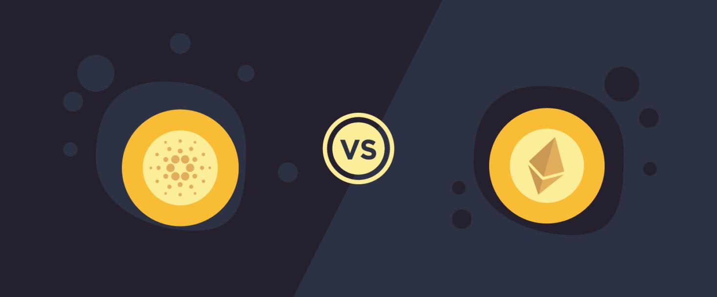 Compared: Cardano (ADA) vs Ethereum (ETH)